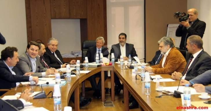 لجنة الادارة تابعت درس مشروع القانون الرامي لتعديل انشاء التفتيش المركزي