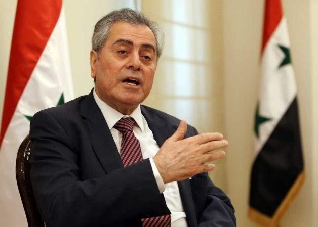 عبد الكريم علي: لا رصيد لبعض اللبنانيين اللذين حاولوا الاستثمار في مجزرة السويداء