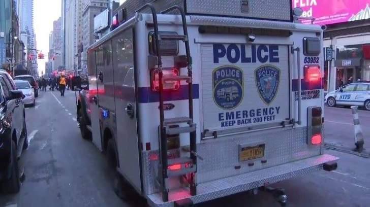 أنباء عن انفجار في مانهاتن وسط نيويورك والشرطة تهرع للمكان