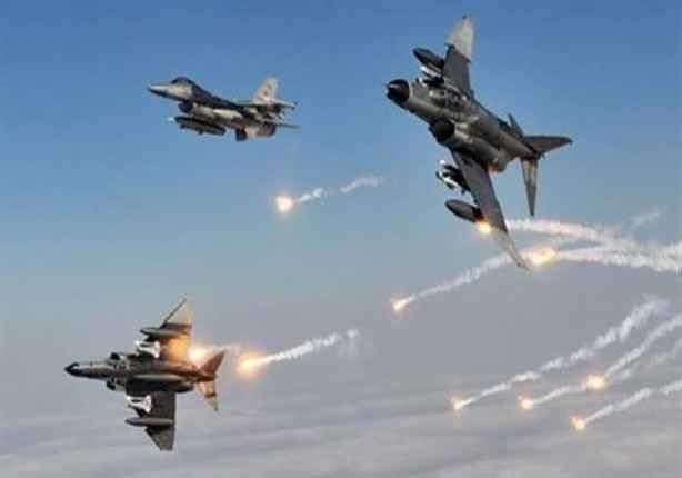 طيران التحالف يدمر 3 مركبات عسكرية لأنصار الله في صعدة