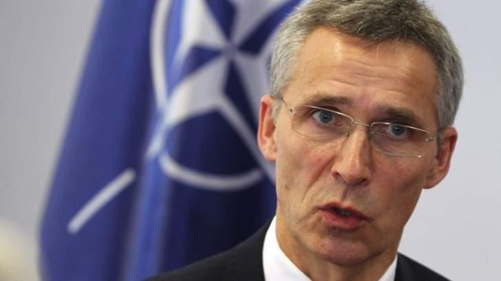 ستولتنبرغ: نتفهم دوافع تركيا الأمنية لشن عملية غصن الزيتون في سوريا