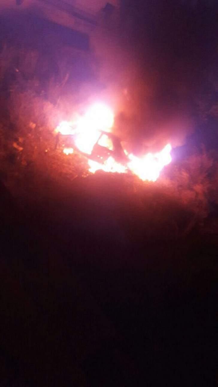 النشرة: إصابة 5 أشخاص إثر إشكال فردي في عاصون وإحراق سيارة مطلق النار