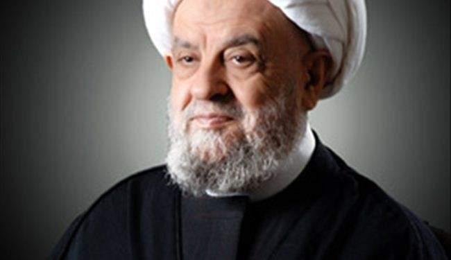 الشيخ قبلان: لتعميم ثقافة مقاومة التطبيع مع الارهابين التكفيري والصهيوني