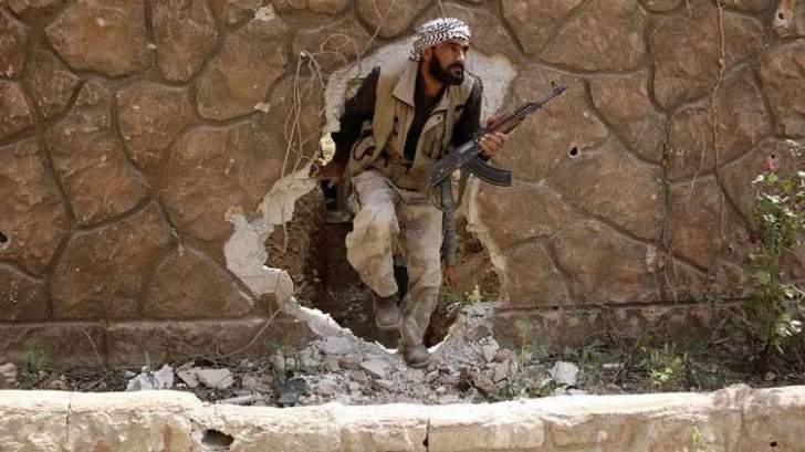 هدنة بين هيئة تحرير الشام و جبهة تحرير سوريا لمدة 48 ساعة