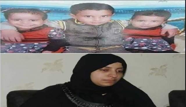 قتلت أطفالها من أجل عشيقها