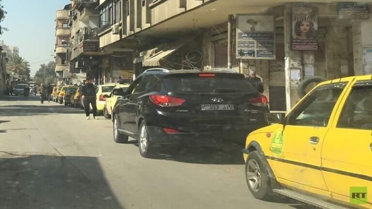 خفض حصص البنزين بمقدار النصف في سوريا