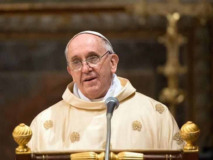 البابا فرنسيس في قداس الميلاد: لضيافة اللاجئين ومعاملتهم بطيبة