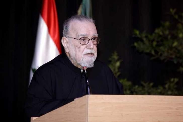 مدرسة الحكمة في برازيليا تفقد رئيسها المؤسس الخورأسقف لويس عبده الحلو