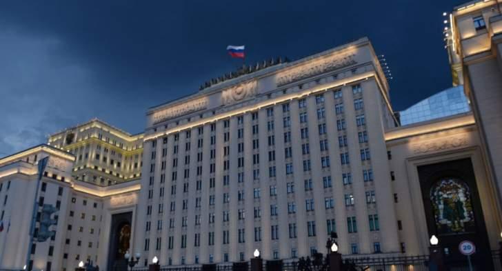 دفاع روسيا: القوات الروسية دمرت أكثر من 910 مواقع للمسلحين في سوريا