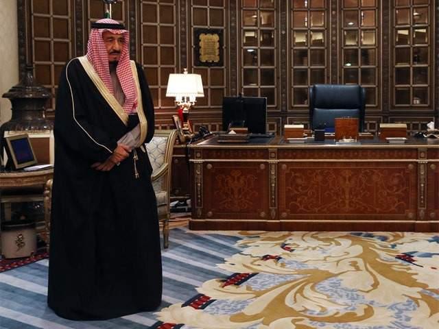 الملك سلمان بحث مع رايس العديد من القضايا ذات الاهتمام المشترك