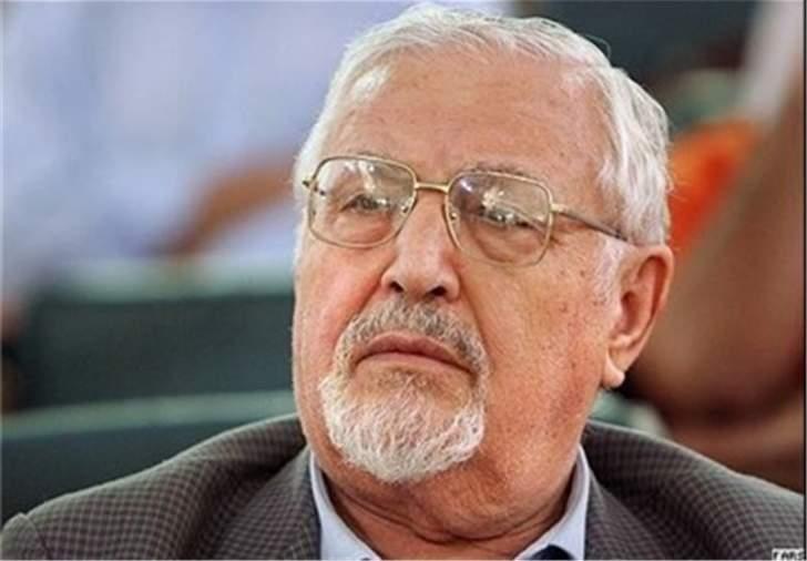 وفاة وزير الخارجية الإيرانية الأسبق ابراهيم يزدي