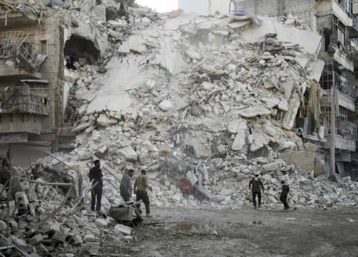 لبنان منصة اعادة اعمار سوريا