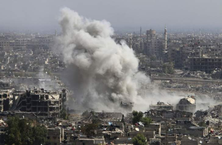 واشنطن بوست:الحرب ضد الاسد تتحول لهرولة عالمية للسيطرة على بقايا سوريا