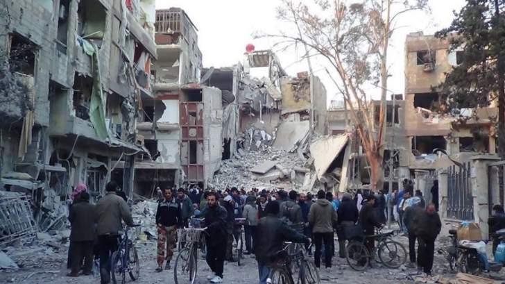 النشرة: ضبط سيارة نقل ركاب تحوي ذخائر متجهة الى مخيم اليرموك