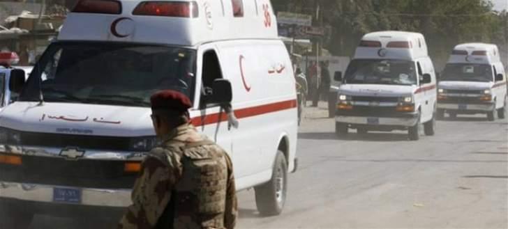 سماع دوي انفجار في منطقة أبو دشير جنوب بغداد ناتج عن سيارة مفخخة