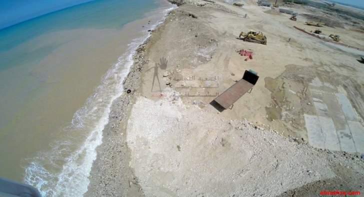 مخاطر عديدة على الشاطئ اللبناني وتحذيرات دبلوماسية للحكومة!