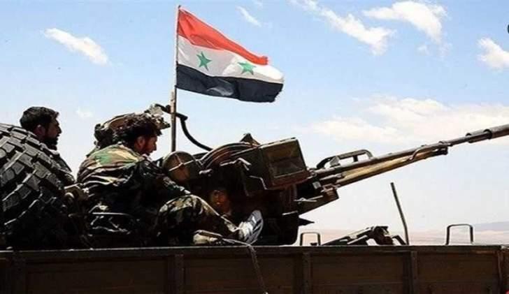 النشرة: اشتباكات عنيفة بين الجيش السوري وفيلق الرحمن بالغوطة الشرقية