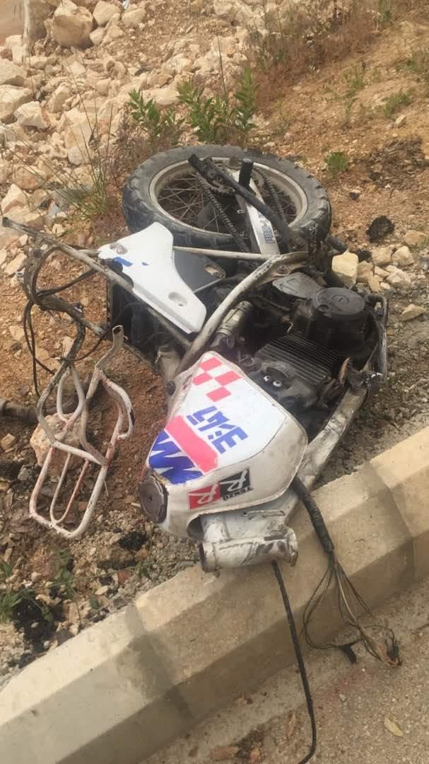النشرة: وفاة شاب بحادث سير على طريق جرجوع