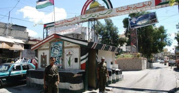 بلال بدر يغادر عين الحلوة إلى إدلب!