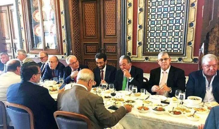 محافظ بيروت : المناخ مؤاتٍ للاستثمار في بوابة الشرق لبنان