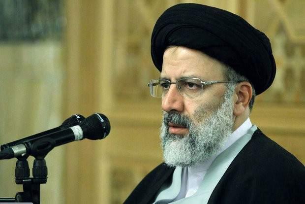 رئيسي: نأمل بأن تكون الإنتخابات بمعني تحديد المصير للشعب الايراني