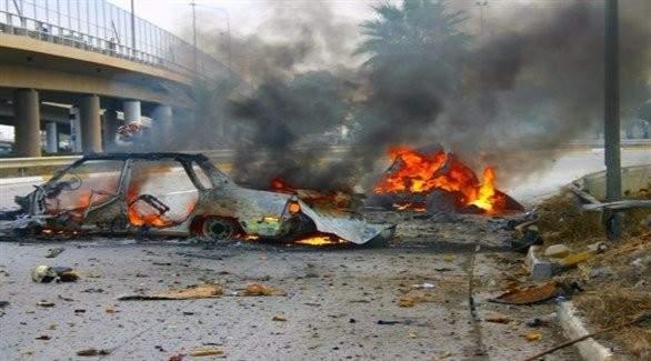داعش يعلن مسؤوليته عن تفجيري البصرة في العراق