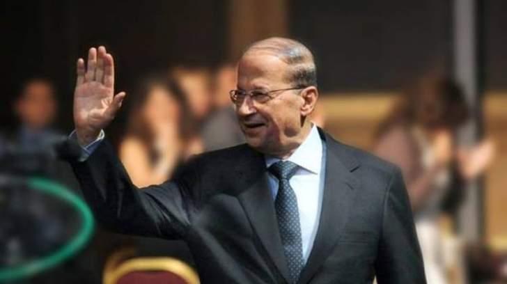 مدلولات زيارة عون الى قطر بعد انتخابه رئيسا