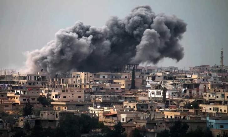 الجزيرة: مشروع قرار بمجلس الامن يطالب بوقف اطلاق النار بسوريا 30 يوما