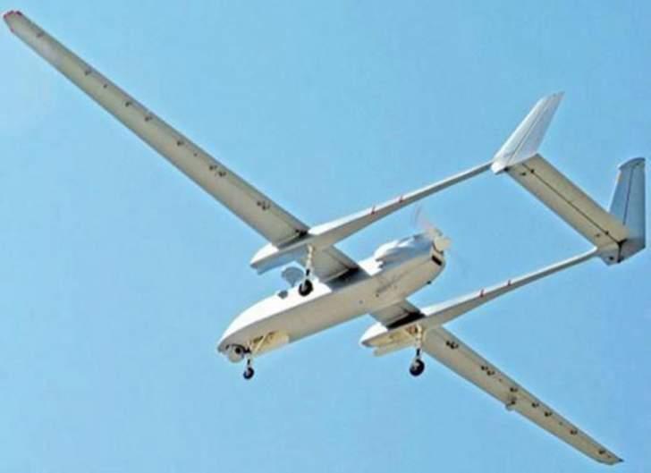 طائرتا استطلاع إسرائيليتان خرقتا اتلأجواء اللبنانية أمس الأربعاء
