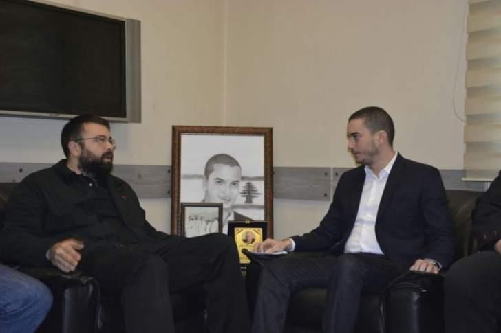 أحمد الحريري: سنخوض الاستحقاق الانتخابي في دائرة طرابلس بالشراكة مع ناسنا الأوفياء