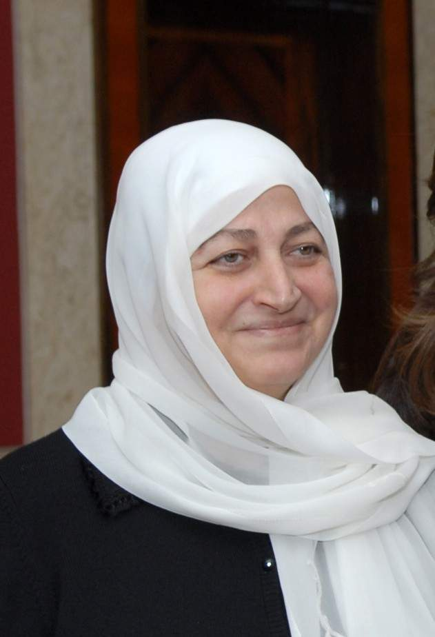 بهية الحريري: انتزاع القدس من فلسطينيتها وعربيتها انتزاع لتاريخها وتراثها