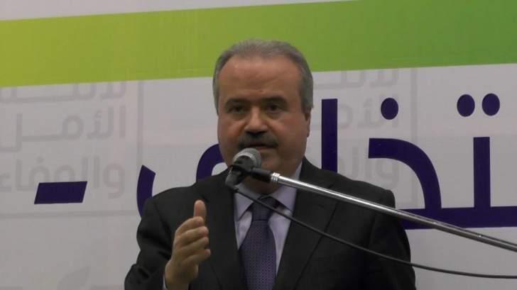 جابر: تعليق الحريري على قرار المحكمة الدولية يوضح أنه رجل دولة