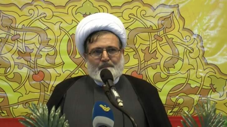 الشيخ بغدادي: نواجه اليوم خطراً وجودياً وليس أمامنا من خيار إلا الصبر والمواجهة