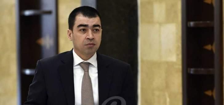أبي خليل:التزمت خفض موازنة الوزارة 20 بالمئة وفق الشرط الذي وضعه باسيل