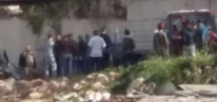 النشرة: مقتل مواطن تعرض لاطلاق نار من قبل مجهولين بعربصاليم ولاذوا بالفرار