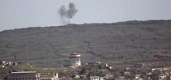 إطلاق صفارات الإنذار في الجولان السوري