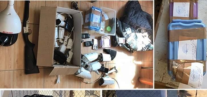 الجيش:دهم منازل مطلوبين بحي الشراونة وضبط مخدرات متنوعة وآلات لتصنيعها