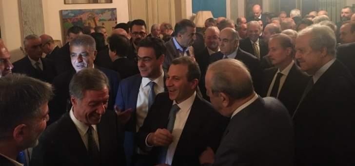 باسيل: سيكون للتيار الوطني الحر مكانه في بيروت