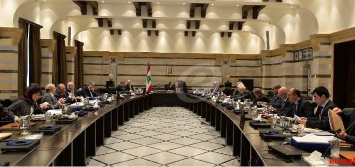 الشرق الأوسط: إحالة اقتراح باسيل إلى اللجنة الوزارية مخرج إيجابي للخلاف