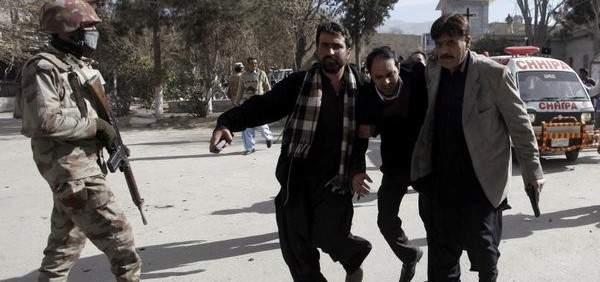 إرتفاع حصيلة ضحايا الهجوم على كنيسة في باكستان إلى 10 قتلى و44 جريحا