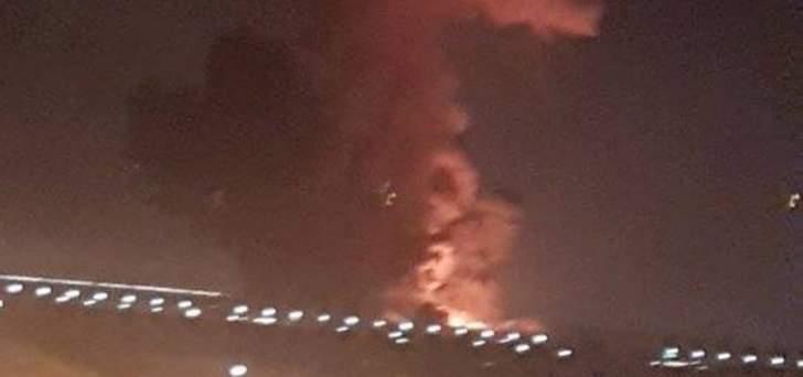 وزير الطيران المصري: الإنفجار وقع في خزاني وقود خارج مطار القاهرة