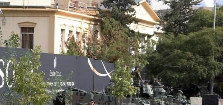 حبلص أمام العسكرية: سياسيون كانوا على علم بوجود الأسير بالشمال