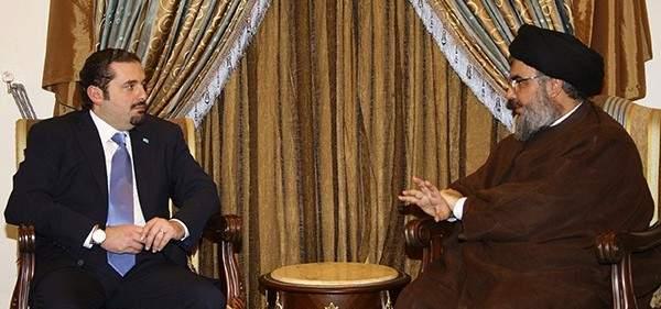 """هل تنطبق نظرية """"حليف الحليف"""" على الحريري و""""حزب الله""""؟"""