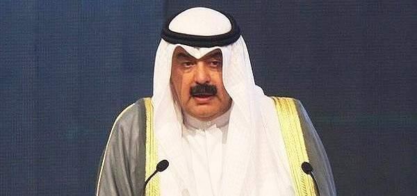 الجار الله: حراك نشط ورؤية إيجابية لحل الأزمة الخليجية