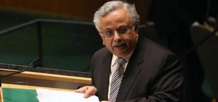 السفير السعودي بالامم المتحدة: السعودية ستتصدى لحزب الله في كل مكان