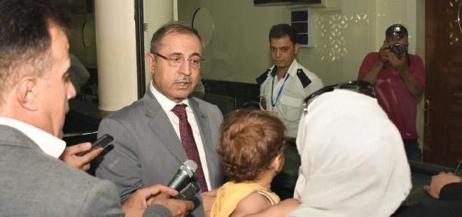 وزير الداخلية السوري: نسبة السوريين العائدين من لبنان ارتفعت 30 بالمئة