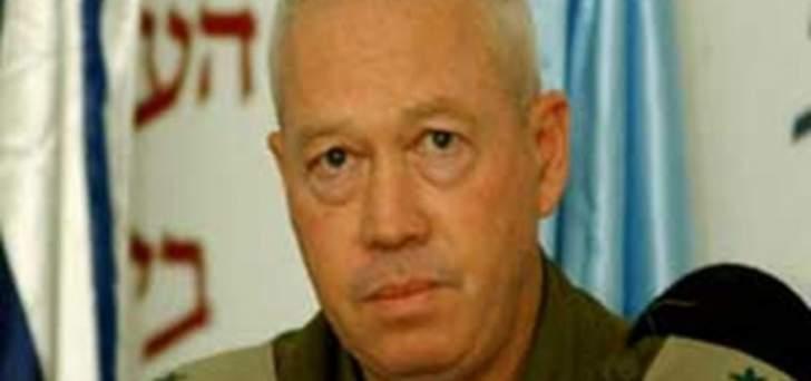 وزير إسرائيلي: سنعيد لبنان للعصر الحجري بحال فتح النار على إسرائيل