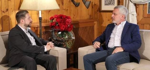 كرامي اتصل بفرنجية:عوقِبنا بالاغتيال وبالإقصاء وقدرنا أن نكون معا فدى لبنان