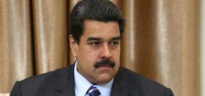 مادورو:قرار ترامب يهدف لتعزيز الوجود غير الشرعي لإسرائيل بأراضي فلسطين