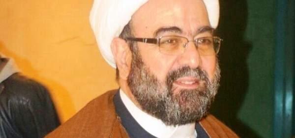 الشيخ شريفة:للمشاركة الكثيفة بالإنتخابات لما فيه خير ومصلحة وطننا ومستقبله